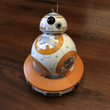 BB-8 Toy by Sphero - Close-up view front