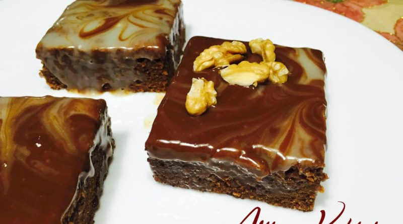 brownie-sa-cokoladom-i-orasima/