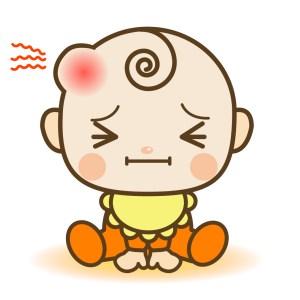 可愛い我が子の頭を守る可愛いアイテム『Baby Head Guard(ベビーヘッドガード)』