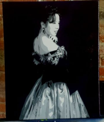 """Mother's Day Commission - 16"""" x20"""""""