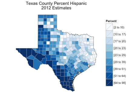Learn to Map Census Data in R