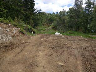 Utsiktspunkt nær Kyrafossen 001