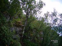 Opp over Kyrafossen-051