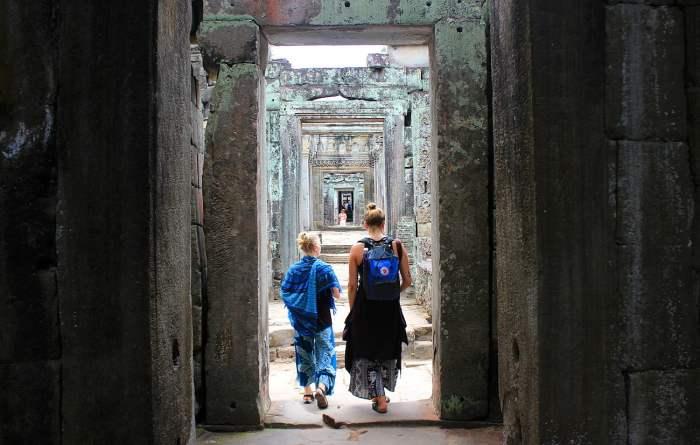 Is Angkor Wat worth it? Inside Preah Khan.