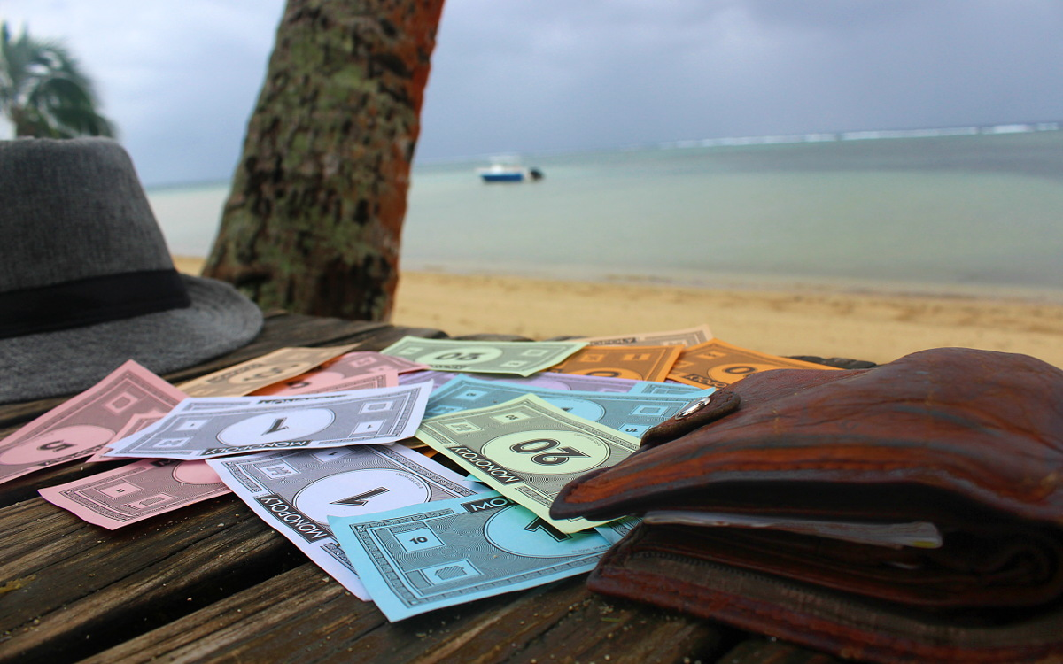 Travel budget for 12 months of solo travel in euros