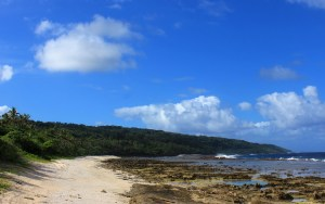 Ha'aluma Beach, 'Eua Island, Tonga