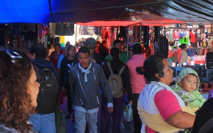 La Pulga Market in San Miguel de Allende. Mexico travel experience travel blog.