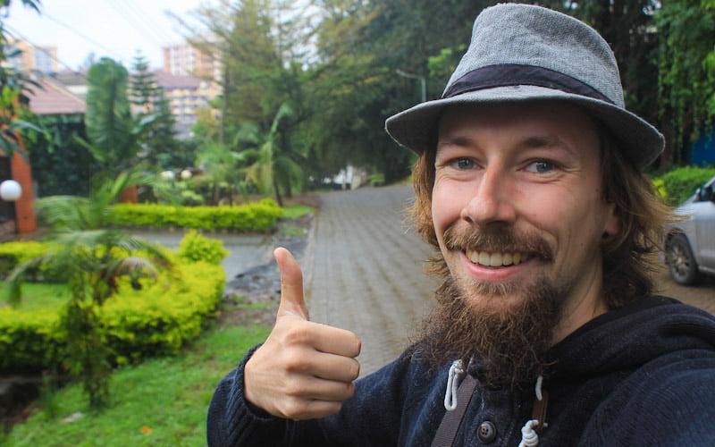 Random Destination – How a Beach Ball Sent Me to Kenya