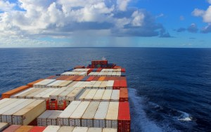 Sustainable cargo ship travel guides