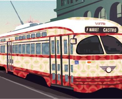 F Market Streetcar