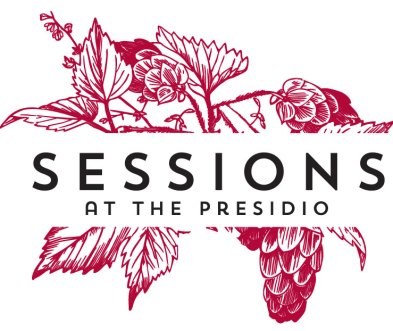 Sessions in the Presidio, restaurant branding