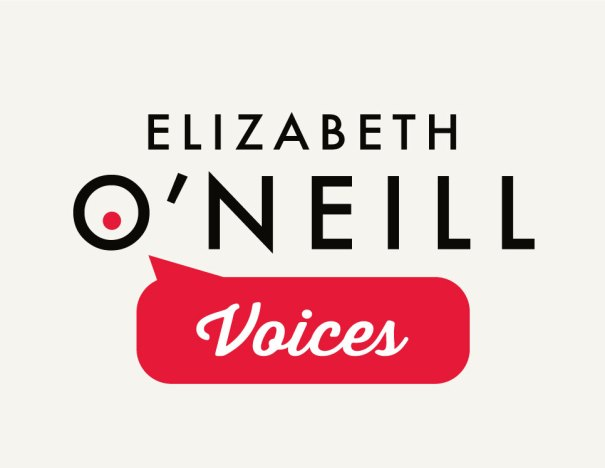 Elizabeth O'Neill Voices voiceover talent logo