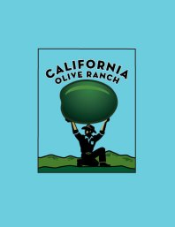 packaging design for California Olive Ranch extra virgin olive oil
