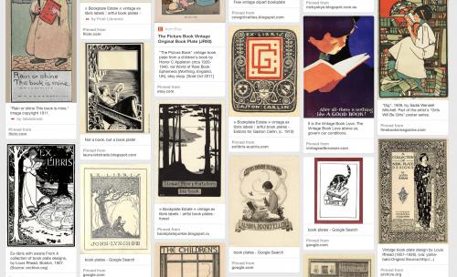 Pinterest design inspiration