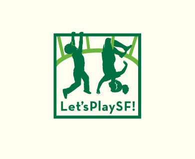 Logo design for capital campaign San Francisco park and playground