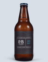 beer label design for San Francisco brewery