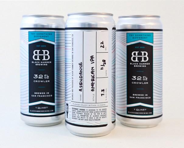 beer label design, beverage packaging, san francisco designer