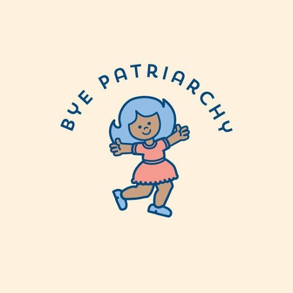 awesome t-shirt for feminists, smash the patriarchy