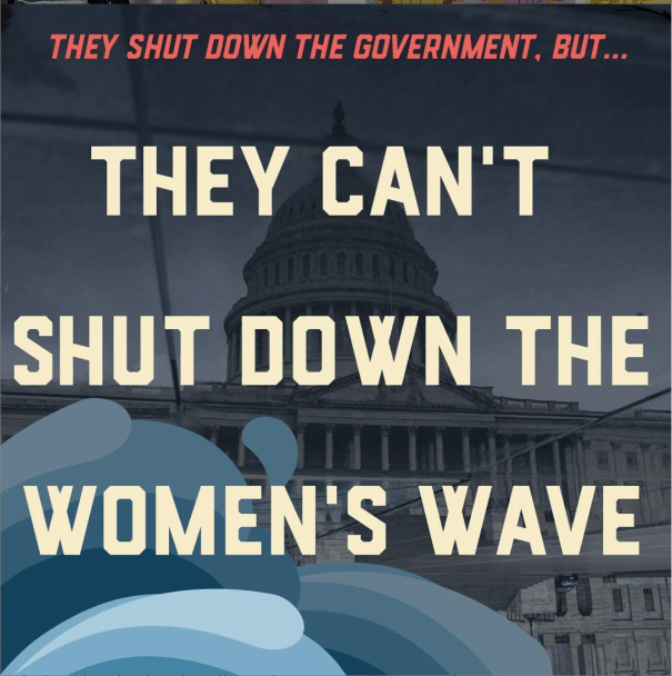 women's march graphics
