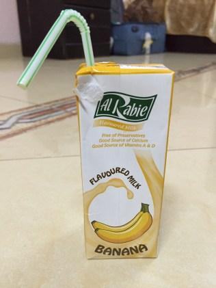 Susu Pisang