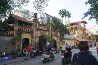 Lalu LIntas Hanoi