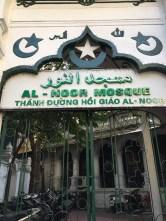 Mesjid di Old Quarter Hanoi