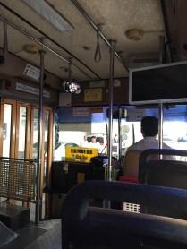 Suasana Dalam Bus