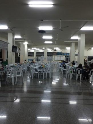 Suasana Malam Menyambut Ramadhan