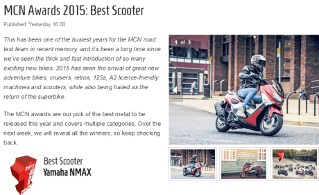 NMAX RAIH BEST SCOOTER