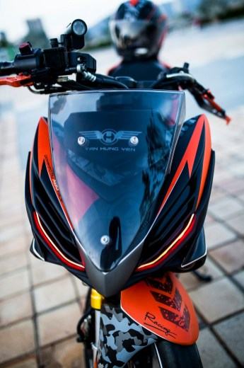 exciter MX King modifikasi r1 (5)