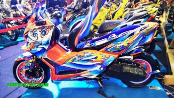 MODIFIKASI CUSTOMAXI 2018 AEROX NMAX XMAX (27)