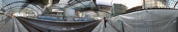 Berlin, Hauptbahnhof (Central Station)