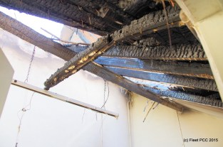 Priest's Vestry roof