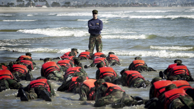 10 Life Lessons From A U.S. Navy Seal