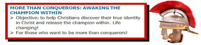 More Than Conquerors: Awakening The Champion Within