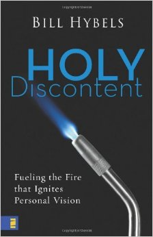 Holy Discontent by Bill Hybels