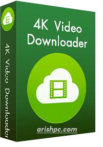 4K Video Downloader 4.18.0.4480 Crack Free Updated 2021