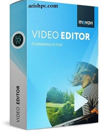 Movavi Video Editor 21.5.0 Crack + Activation Key Latest 2022