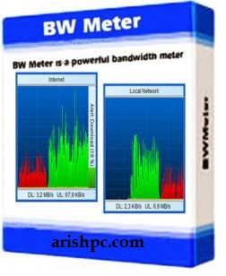 BWMeter 9.0.2 Crack & Keygen Free Download 2022