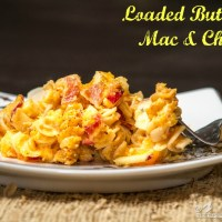 Loaded Butternut Mac & Cheese