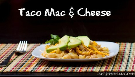 Taco Mac & Cheese