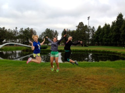 Jumping picture? I failed.
