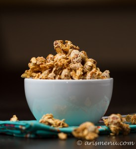 Honey Sesame Granola