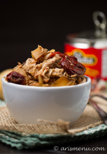 Crockpot Chipotle Dr. Pepper Pork