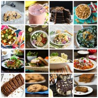 90+ Healthy Recipes for Breakfast, Lunch, Dinner & Dessert