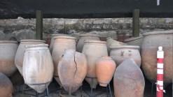 ermeni mahallesinden çıkan küpler müzede