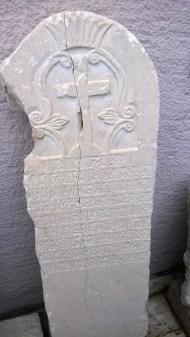 müzedeki mezarlardan