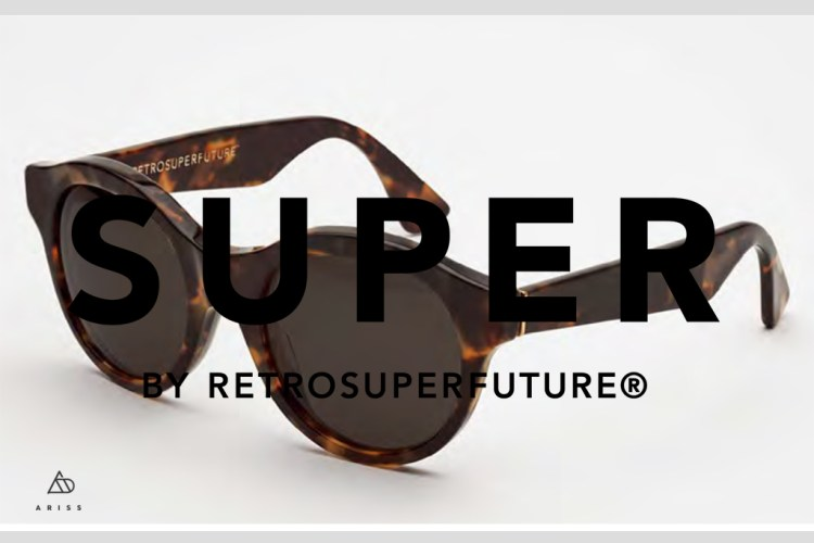 サングラス「SUPER BY RETROSUPERFUTURE」from -Next Collection!-