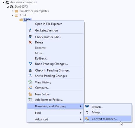 MSDyn365 & Azure DevOps ALM 8