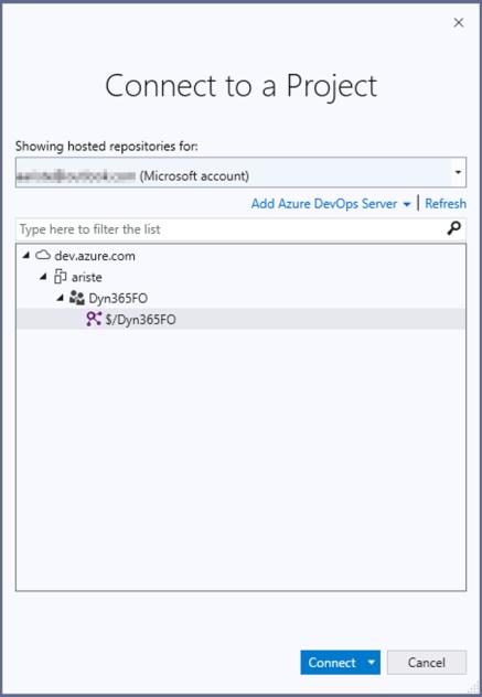 MSDyn365 & Azure DevOps ALM 5